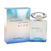 Incanto Blue De Salvatore Ferragamo Eau De Toilette Spray 100ml/3.4 Oz Para Hombre