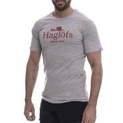 Haglöfs Camp Tee - T-shirt - Grey Melange - XL