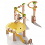 HABA Marble Run Starter Set Funnel Jungle 302945