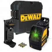 Nivela laser linie in cruce verde DeWalt - DW088CG