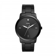 Часовник FOSSIL - The Minimalist 3H FS5455 Black/Black