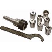 Set mandrina cu bucse elastice 6-25 mm MT4-M16 Optimum 3352051