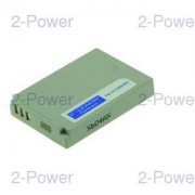 2-Power Digitalkamera Batteri Canon 3.7v 1120mAh (NB-5L)