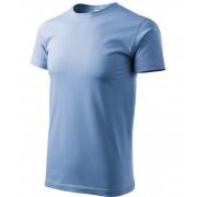 ADLER Basic Unisex triko 12915 nebesky modrá M
