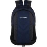 Remyra Khadi Laptop bags women Office Bag Ladies Business Formal Bags Women Trendy Backpacks (Navy Blue and Grey) 30 L Trolley Laptop Backpack(Multicolor)