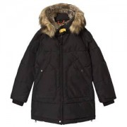 Parajumpers Black Long Bear Eco Coat YS (12 years)