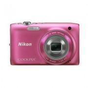 Nikon Compacto Nikon Coolpix S3100 Rosa