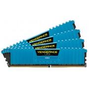 DDR4 16GB (4x4GB), DDR4 2400, CL14, DIMM 288-pin, Corsair Vengeance LPX CMK16GX4M4A2400C14B, 36mj