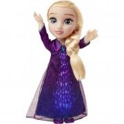 Papusa Elsa Cu Functii din Frozen 2 ,limba romana