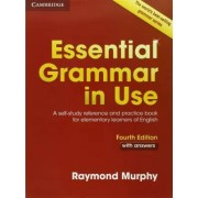 Murphy,Raymond Essential grammar in use with answers 4th edition