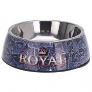 Castron pentru câini Lovely pets Royal, gri