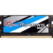 Memorii laptop G.Skill Ripjaws DDR4 SODIMM 8GB 300MHz CL16 (F4-3000C16S-8GRS)