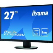 Iiyama 27 TFT ProLite E2783QSU-B1 WQHD monitor