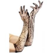 Manusi Spiderweb - negre