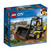 Lego City Great Vehicles (60219). Ruspa da cantiere