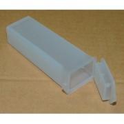 Cutie pentru depozitare șase preparate (culoare albă)