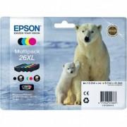 Epson Multipack 26XL 4 colores (etiqueta RF) C13T26364020