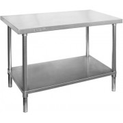 Stainless Steel Bench 600 W x 600 D
