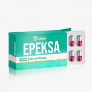 Epeksa 400mg 60 Cápsulas Estimulante Sexual Feminino