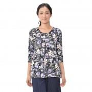 Nina Leonard フロントタックプルオーバー2枚セット【QVC】40代・50代レディースファッション