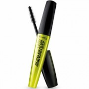 Rimmel London Mascara Lash Accelerator Endless 001 Black 10Ml Per Donna (Cosmetic)