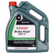 Castrol Brake Fluid DOT 4 5 Litro Barattolo