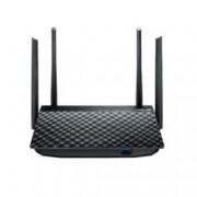 Рутер Asus RT-AC1300G Plus, 3G/4G, 1200Mbps, 2.4GHz(400 Mbps) / 5GHz(867 Mbps), Wireless AC, 4x LAN1000, 1x WAN1000, 1x USB 3.0, 4x външни антени