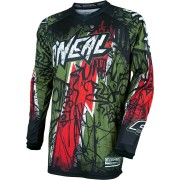 Oneal O´Neal Element Vandal Jersey Verde L