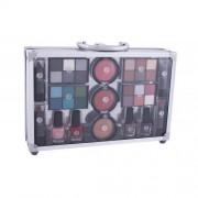 2K From Milano With Love dekoratívna kazeta pre ženy Complete Makeup Palette