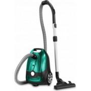 Aspirator cu sac Trisa Comfort Clean T9121 2 L 700 W HEPA Verde Negru