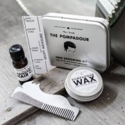 Hair grooming kit, The Pompadour