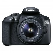 Canon EOS 1300D DSLR + 18-55mm DC III
