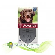 Advantix Spot On Cani Da Oltre 25kg 4pip 0,4ml