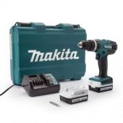 Makita HP347DWE Trapano Avvitatore a percussione con batterie 14,4V