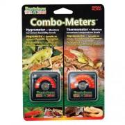 PENN PLAX REPTOLOGY Hygrometer&Thermometer vlhkoměr+tepl