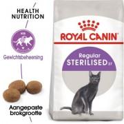 10kg Sterilised 37 Royal Canin Kattenvoer