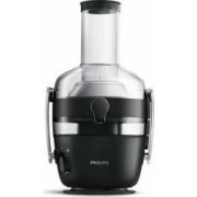 Storcator de fructe si legume Philips Avance Collection HR1919-70 1000 W Recipient suc 1L Recipient pulpa 2.1L Negru