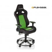 Playseat L33T Green Ергономичен геймърски стол