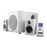 Edifier S530 - loudspeakers (Wireless, 20 - 20000 Hz, White, 3.5 mm, Wood)
