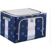Divinext Cloth Storage bag Living Box, Large Capacity Clothes Storage Bag, Wardrobe Organizer Cloth Storage bag5(Multicolor)