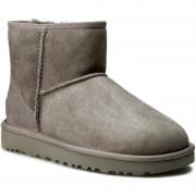 Обувки UGG - W Classic Mini II 1016222 W/Grey