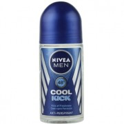 Nivea Men Cool Kick antitranspirante roll-on para hombre 48h 50 ml