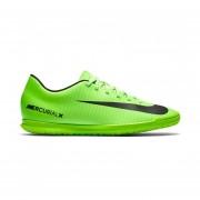 Tenis Fútbol Hombre Nike MercurialX Vortex III IC + Medias Largas Obsequio
