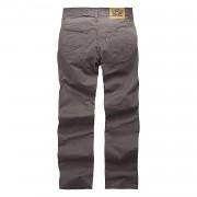 Levis Levi-apos;s Boys-apos; Little 511 Slim Fit Soft Brushed Pantalon, Gris mouette foncé, 7 Brown 7 US /