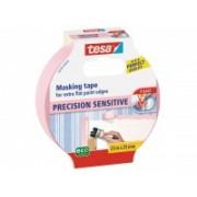 Maskovacia páska Precision Sensitive na citlivé povrchy, fialová, 25m x 30mm Tesa 56260-00003-00