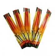 CSILLAGSZÓRÓ, 28 cm, 8 db-os, 2 perc, ECONOMY