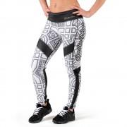 Gorilla Wear Pueblo Tights - Black/White - XL