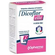Ag Pharma Srl Dicoflor Elle 14 Capsule