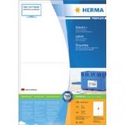 Herma Etiket Herma 4627 105x148mm A6 Premium Wit 800stuks