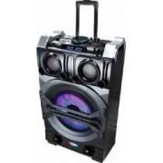 Boxa portabila activa Akai DJ Mixer HT015A-10